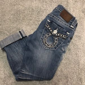 Big Star Liv cropped jeans